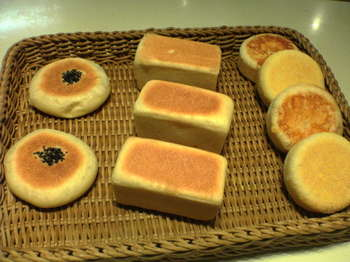 Muffinnanpanchocobread